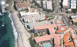 San Diego County's Treasurer, Tax Collector will auction off 147 San Diego County properties this Friday.  A condo within this complex, located at 100 Coast Boulevard in La Jolla, is included on the list.  The opening bid for the property is $320,300.  Property owners have until Thursday, February 23 to pay back property taxes and be taken off the auction block.