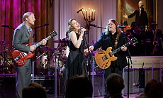 From left, Derek Trucks, Susan Tedeschi and War... (14513)