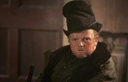 Toby Jones as Quilp in MASTERPIECE CLASSIC