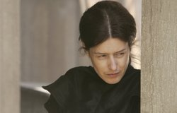 Gina McKee as Sally Brass in MASTERPIECE CLASSIC