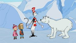"Animated scene from the episode ""Ice is Nice"" with Sally, Nick, the Cat in th..."