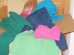 Rag Traders Relish Recycled Clothing