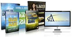 Dr. Daniel Amen's High Performance Brain Master Package