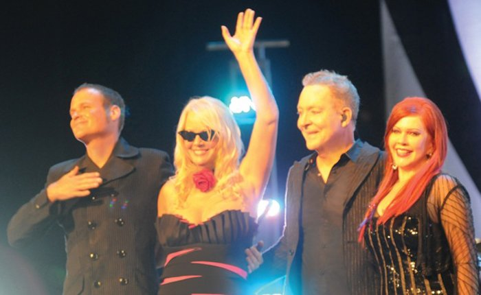 The B 52s With The Wild Crowd Live In Athens Georgia