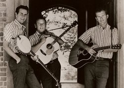 The Kingston Trio perform