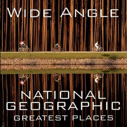 """Give at the $75 membership level and receive a """"Wide Angle – National Geographic Greatest Places"""" hardcover book. This gift also includes enrollment in the myKPBS Savers Club plus additional online access to more than 130,000 merchant offers and printable coupons, as well as a KPBS license plate frame (if you're a new member)."""