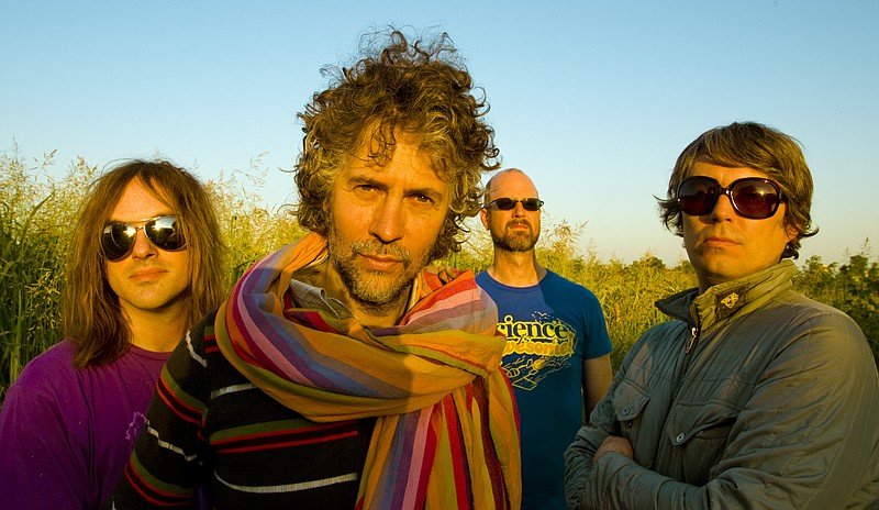 The Flaming Lips, whose album