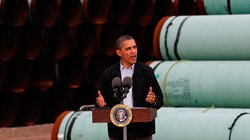 President Obama announces support for building an oil pipeline from Oklahoma ...