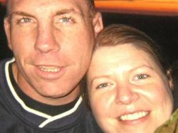 Staff Sgt. Robert Bales and Karilyn Bales