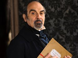 David Suchet as Jaggers in GREAT EXPECTATIONS.