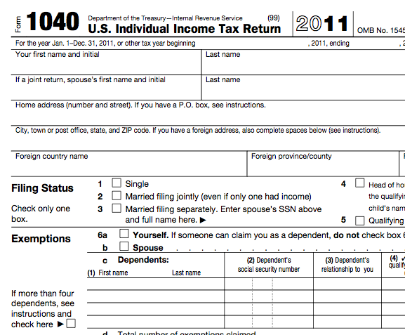 Image gallery 2012 1040 tax transcripts for 1040 form 2011 tax table