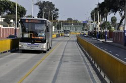 Rapid buses have found homes in cities around the world. But they're not find...
