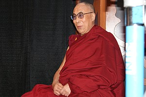 Dalai Lama To Deliver Commencement Speech at UC San Diego