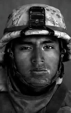 Marine Sgt. Humberto M. Mendoza faces expulsion from the Corps for lying to i...