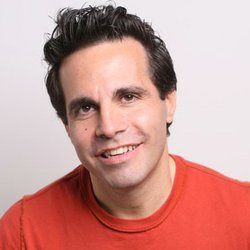 Promotional photo of actor Mario Cantone