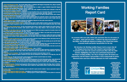 "The San Diego and Imperial Counties Labor Council's ""Working Families Report Card."""