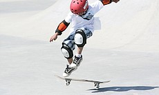 "Armondo ""Mondo"" Lerma (Agua Caliente Band of Cahuilla Indians), All Nations Skate Jam 2008, Albuquerque, N.M.