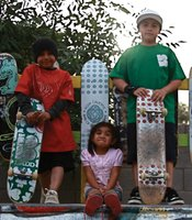 Lerma Family (Agua Caliente Band of Cahuilla Indians), Mesa, Ariz., 2009.