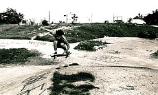 Jim Murphy (Lenni Lenape ancestry), Edgewood, Md., 1986.