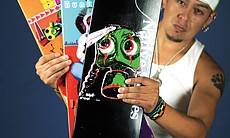 Bunky Echo Hawk (Yakama/Pawnee), 2009.