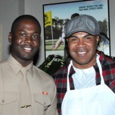 Junior Seau on Thanksgiving 2011