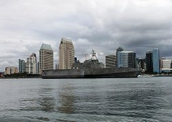 USS Independence arrives in San Diego