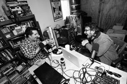 A candid moment with Marc Maron from WTF with Marc Maron.