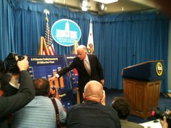 """Brown: """"Things That Are Good"""" Must Be Cut To Balance Calif. Budget"""