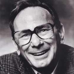 Hal David, award-winning lyricist and recipient, with longtime collaborator B...