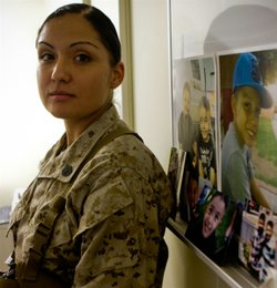 Staff Sgt. Maribel Valdez