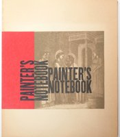 """The Painter's Notebook,"" Guy Williams, 1961 (printed by Irwin Hollander)"