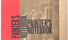 """The Painter's Notebook,"" Guy Williams, 1961 (p... (17011)"