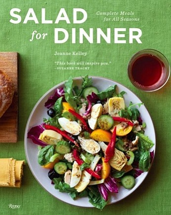 Book: Salad For Dinner: Complete Meals for all Seasons