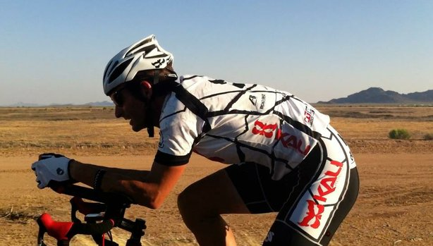 Mike Wilson prepares for Race Across America