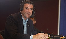 Congressman Duncan Hunter Jr. at Golden Hall on...