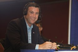 Congressman Duncan Hunter Jr. at Golden Hall on June 5th, 2012.