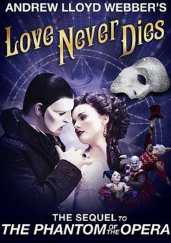 """Give at the $75 level during our TV membership campaign and receive the """"Love Never Dies"""" DVD. This gift also includes enrollment in the myKPBS Savers Club plus additional online access to more than 130,000 merchant offers and printable coupons, as well as a KPBS license plate frame (if you're a new member)."""