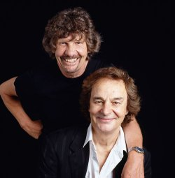 Rod Argent and Colin Blunstone of The Zombies bring back the Brit-rock anthem...