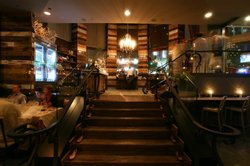 Cucina Urbana, on 5th and Laurel, is often packed before and after plays at t...