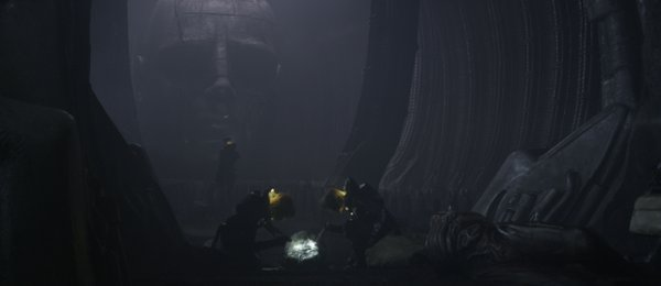 "The origin tale gets a spin in ""Prometheus."""