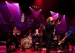 The Preservation Hall Jazz Band presents classic New Orleans jazz with specia...