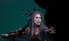 "Joyce DiDonato as Sycorax from Shakespare's ""The Tempest."""