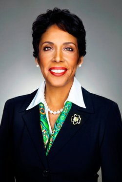 Anna Maria Chávez, an Arizona native, is the first Latina to serve as CEO of the Girl Scouts of the USA.