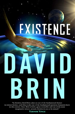 David Brin's newest science-fiction novel