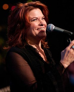 Rosanne Cash performs songs from her C&W album