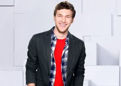 """American Idol"" winner Phillip Phillips."