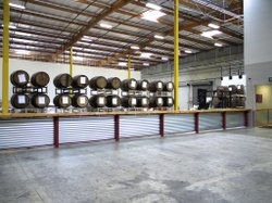 Green Flash Brewing Company's tasting room.