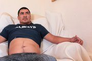 Jesus Castro Romo's scar is a reminder of the shooting, and the three operati...