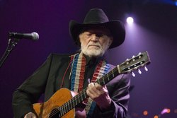 Country music legend Willie Nelson performs on the AUSTIN CITY LIMITS stage.