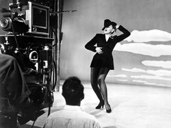 "Judy Garland's MGM swan-song came in her immediately iconic rendition of ""Get Happy"" in ""Summer Stock"" (1950)."